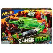 Nerf Strike Zombie Lançador Crossbow - Arco - Hasbro