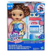 Baby Alive Meu Primeiro Forninho Morena Hasbro