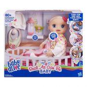 Baby Alive Meu Querido Bebê – Interativa C Sons e Expressões -Hasbro