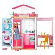 Barbie Casa Real + boneca Barbie - Mattel