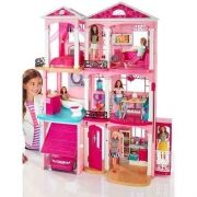 Barbie Casa Real dos Sonhos Mobiliada - Mattel