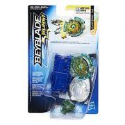 Bey Blade Burst  Evolution Pião Com Lançador Ataque Evipero E2  - Hasbro