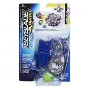 Bey Blade Burst  Evolution Pião Com Lançador Ataque Hyrus H2  - Hasbro