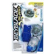 Bey Blade Burst Pião Com Lançador Ataque Betromoth B2 - Hasbro