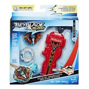 Bey Blade Switchstrike Mestre Xcalius X3- Faisca - Hasbro