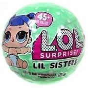 Boneca LoL L.O.L Surprise Lil Sisters Serie 2 – Candide