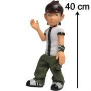 Boneco Ben 10 Com Reconhecimento De Voz Articulado 40 cm  - Candide