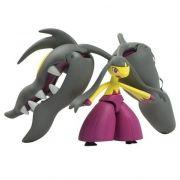 Boneco Pokémon Mega Mawile Figura Ação 10 cm Articulado Tomy