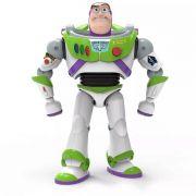 Boneco Buzz Lightyear Toy Story 4 - 25 Cm Articulado E Com Som Português -Toyng