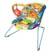 Cadeira Bebê Descanso Vibratória Musical Lite Safari Baby Style