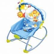 Cadeira Repouso Balanço Musical Vibratória Móbile 18kg Verão Baby Style