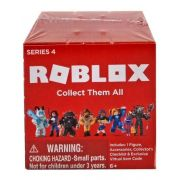 Cubo Roblox Serie 4 - Figura Surpresa Com Acessório Mistério – Brinquedos Chocolate