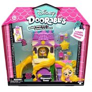 Doorables Disney Playset Torre da Rapunzel Com Personagem DTC