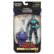 Figura Legends Series Build Filme Capitã Marvel Yon-rogg 16 cm Articulado Hasbro