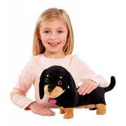 Fur Balls Pets Adotados Cachorro Salsicha – late ,anda e abana o rabinho - Fun