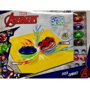 Gyro Hero Marvel Vingadores – Pista de Combate - DTC
