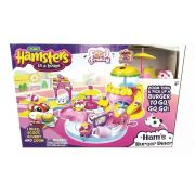 Hamsters In A House – Hamburgueria Hamster - Candide