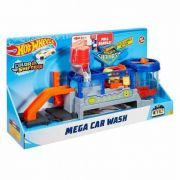 Hot Wheels  Mega Lava Rápido Lava Jato Car Wash - Mattel
