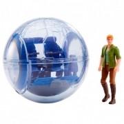 Jurassic World 2 – Conjunto Aventura – Giro Esfera + Claire – Mattel