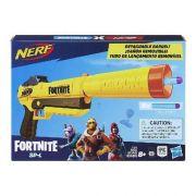 Lançador Nerf Fortnite SP-L Sneaky Springer Fall - Hasbro