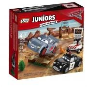 Lego 10742 Juniors - Carros 3 - o Treino de Velocidade de Willy´s Butte