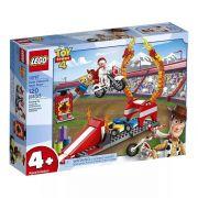 Lego 10767 Toy Story 4 – Espetáculo De Acrobacias De Duke e Woody - 120 peças