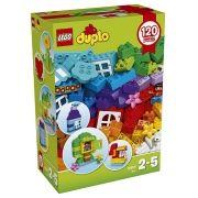Lego 10854 Duplo Caixa Grande Criativa 120 peças