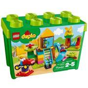 Lego 10864 Duplo – Caixa Criativa de Peças Grandes Parquinho de Diversões