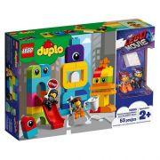 Lego 10895 Duplo - O Filme 2 - Visitantes do Planeta Duplo Emmet e Lucy