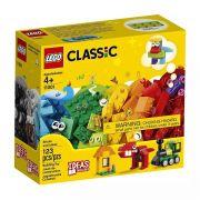Lego 11001 Classic – Caixa Peças e Idéias – 123 peças