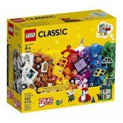 Lego 11004 Classic  Janelas da Criatividade - 450 peças