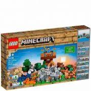 Lego 21135 Minecraft - A Caixa de Minecraft 2.0  - 717peças