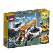 Lego 31071 Creator 3 em 1 Drone Explorador – 109 peças