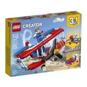 Lego 31076 Creator  Avião de Acrobacias Ousadas 3 em 1 – 200 peças