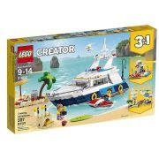 Lego 31083 Creator Aventuras No Cruzeiro 3 em 1 - 597 peças