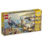 Lego 31084 Creator - Montanha Russa de Piratas 3 em 1 – 923 peças