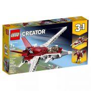 Lego 31086 Creator - 3 Em 1 - Aviões Futurísticos – 157 peças