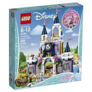 Lego 41154 Princesas Disney - Castelo Dos Sonhos da Cinderela - 585 peças