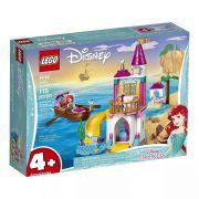 Lego 41160 Princesas Disney - Castelo Á Beira-Mar da Ariel -115 peças