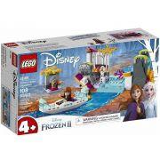 Lego 41165 Disney Frozen 2 - A Expedicao De Canoa Da Anna – 108 peças
