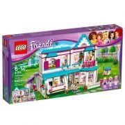 LEGO 41314  Friends – A Casa da Stephanie – 622 peças