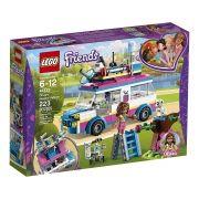 Lego 41333 Friends - O Veículo de Missões da Olivia – 223 peças