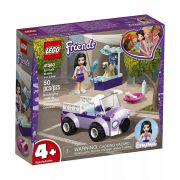 Lego 41360 Friends - Clínica Veterinária Móvel Da Emma -50 peças