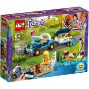 Lego 41364 Friends Buggy e Trailer da Stephanie -166 peças