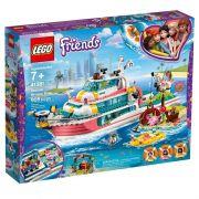 Lego 41381 Friends – Missão com o Barco de Resgate – 908 peças