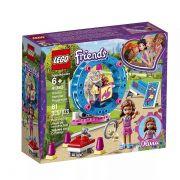 Lego 41383 Friends -  Playground do Hamster da Olivia -81 peças