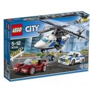 Lego 60138 – City – Perseguição em Alta Velocidade -294 peças