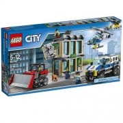 Lego 60140 – City Police - Invasão com Bulldozer – 561 peças