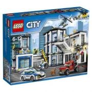 LEGO 60141 City – Estação Delegacia de Policial  - 894 peças