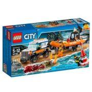 Lego 60165 City – Unidade de Resgate 4 x 4 – 347 peças
